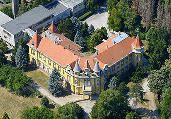 Mosdós, Pallavichini-kastély