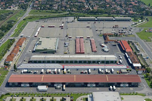 budapest nagybani piac térkép Piacok és vásárterek légi fotói budapest nagybani piac térkép